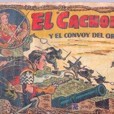 Tebeos: TEBEO EL CACHORRO. Y EL CONVOY DEL ORO.. Lote 18868367