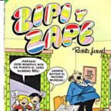 Tebeos: CÓMIC ZIPI Y ZAPE Nº 490 AÑO X ED.BRUGUERA DE 35 PTS.. Lote 27057650