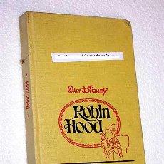 Tebeos: ROBIN HOOD. WALT DISNEY. COLECCIÓN CINE-LANDIA. BRUGUERA 1974.. Lote 26585442