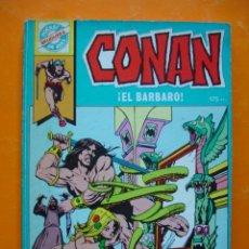 Tebeos: POCKET DE ASES. CONAN Nº 19. 1982 BRUGUERA.. Lote 26180731