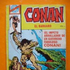 Tebeos: POCKET DE ASES. CONAN Nº 22. 1982 BRUGUERA.. Lote 27578942