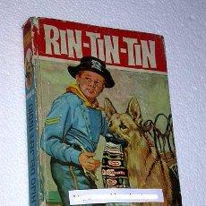 Tebeos: RIN TIN TIN, EL HIJO DEL JEFE INDIO. COLECCIÓN HÉROES Nº 1. EDMOND, BERNAL. BRUGUERA 1963.. Lote 25942593