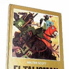 Tebeos: EL TALISMÁN. WALTER SCOTT. BOSCH PENALVA, ANTONIO CARRILLO. HISTORIAS COLOR Nº 23. BRUGUERA 1986.. Lote 26835662