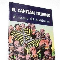 Tebeos: EL CAPITÁN TRUENO. EL SECRETO DEL DESFILADERO. VÍCTOR MORA Y FUENTES MAN. PRENSA DIARIA 2003.. Lote 19033847