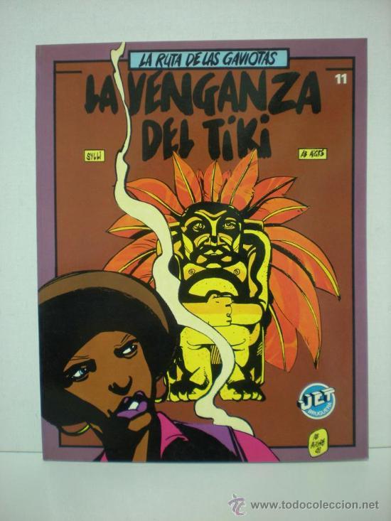 LA RUTA DE LAS GAVIOTAS (Tebeos y Comics - Bruguera - Otros)