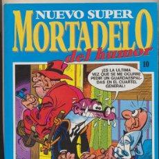 Tebeos: NUEVO SUPER MORTADELO DEL HUMOR Nº 10.. Lote 19143316