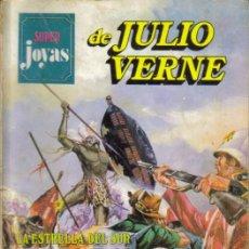 Tebeos: SUPER JOYAS DE JULIO VERNE ( BRUGUERA ) ORIGINAL1978 LOTE. Lote 27136703
