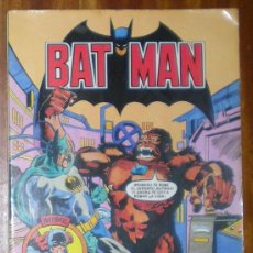 Tebeos: BAT MAN Nº 2. ED. BRUGUERA 1979. 64 PGNAS. . Lote 26130035