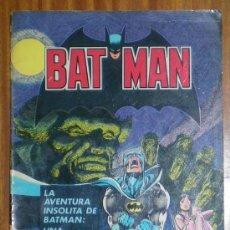 Tebeos: BAT MAN Nº 5. ED. BRUGUERA. 1980. Lote 26141422