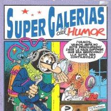 Tebeos: SUPER HUMOR - SUPER GALERIAS DE HUMOR Nº 6 1987 . Lote 19267630