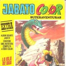 Tebeos: JABATO COLOR EXTRA Nº 12 3 ª EPOCA 1978 EDITORIAL BRUGUERA . Lote 24842984