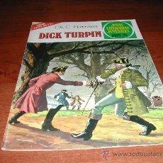 Tebeos: BRUGUERA. JOYAS LITERARIAS JUVENILES Nº 38 (1979): DICK TURPIN. Lote 25072082