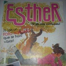 Tebeos: ESTHER --- AÑO II Nº43 JULIO-1983. Lote 27314797