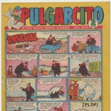 Tebeos: PULGARCITO Nº 1352. BRUGUERA 1956. CON INSPECTOR DAN.. Lote 19620447