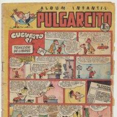 Tebeos: PULGARCITO Nº 148. BRUGUERA 1949. CON INSPECTOR DAN.. Lote 19623090