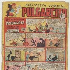 Tebeos: PULGARCITO Nº 149. BRUGUERA 1949. CON INSPECTOR DAN.. Lote 19623121