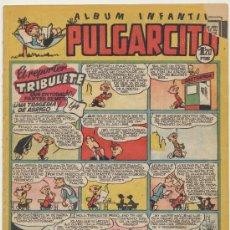 Tebeos: PULGARCITO Nº 155. BRUGUERA 1949. CON INSPECTOR DAN.. Lote 19623238