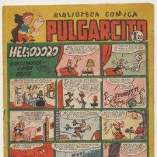 Tebeos: PULGARCITO Nº 170. BRUGUERA 1949. CON INSPECTOR DAN.. Lote 19636940
