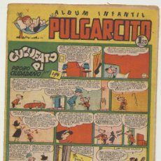 Tebeos: PULGARCITO Nº 171. BRUGUERA 1949. CON INSPECTOR DAN.. Lote 19636984