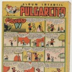 Tebeos: PULGARCITO Nº 207. BRUGUERA 1949. CON INSPECTOR DAN.. Lote 19637641