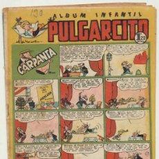 Tebeos: PULGARCITO Nº 209. BRUGUERA 1947. CON INSPECTOR DAN.. Lote 19637655