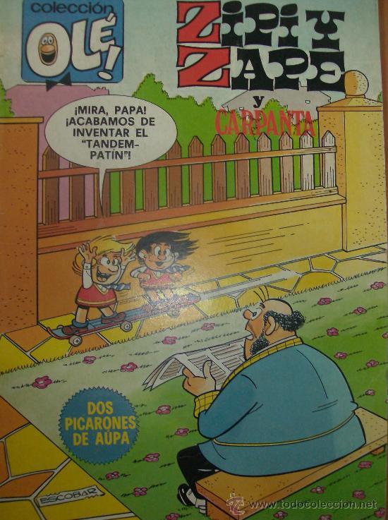 COMIC COLECCION OLE ZIPI ZAPE (Tebeos y Comics - Bruguera - Ole)