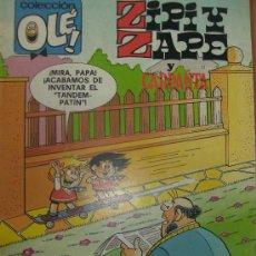 Tebeos: COMIC COLECCION OLE ZIPI ZAPE. Lote 19673646