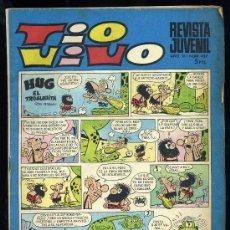 Tebeos: TIO VIVO Nº 437 REVISTA JUVENIL. Lote 19689948