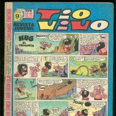 Tebeos: TIO VIVO. REVISTA JUVENIL. Nº 416.. Lote 19689949