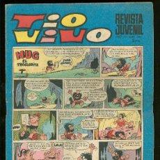 Tebeos: TIO VIVO. REVISTA JUVENIL. Nº 445.. Lote 19689975
