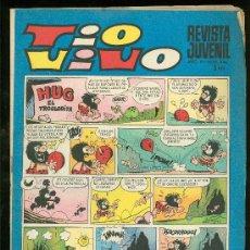 Tebeos: TIO VIVO. REVISTA JUVENIL. Nº 446.. Lote 19706374