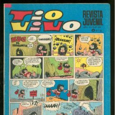 Tebeos: TIO VIVO. REVISTA JUVENIL. Nº 500.. Lote 19706823