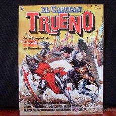 Tebeos: CAPITAN TRUENO AÑO 1 Nº11 DEL AÑO 1986 DE BRUGERA. Lote 19783070