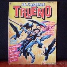 Tebeos: CAPITAN TRUENO AÑO 1 Nº12 DEL AÑO 1986 DE BRUGERA. Lote 19783082