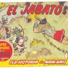 Tebeos: EL JABATO .. LA HISTORIA DE NAN-KAI .. Nº 266 .. AÑO 1963. Lote 19849389