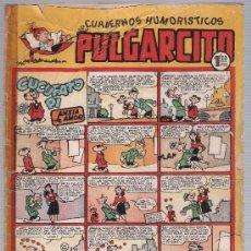 Tebeos: PULGARCITO Nº 112. BRUGUERA 1947. CON EL INSPECTOR DAN.. Lote 19849586