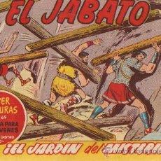 Tebeos: EL JABATO Nº 255 DEL 02/09/1963 (ORIGINAL). Lote 21872136