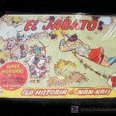 Tebeos: EL JABATO Nº 266, ORIGINAL. Lote 20324475