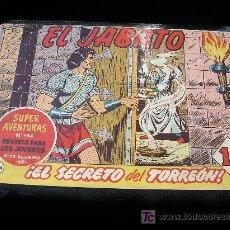 Tebeos: EL JABATO , ORIGINAL.- NºS: 184, 138, 266, 334, 343, 347,351,353. Lote 20324503