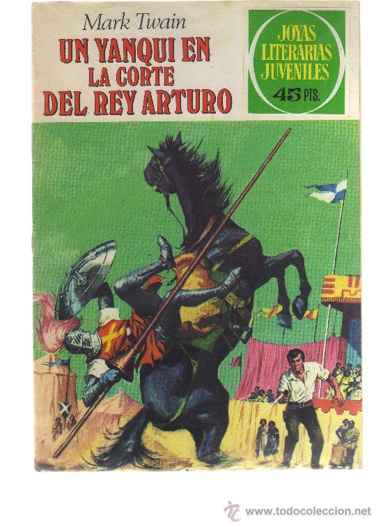 JOYAS LITERARIAS JUVENILES NUMERO 5 - CJ45 (Tebeos y Comics - Bruguera - Joyas Literarias)