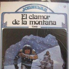 Tebeos: JONATHAN EL CLAMOR DE LA MONTAÑA POR COSEY BRUGUERA. Lote 210362773