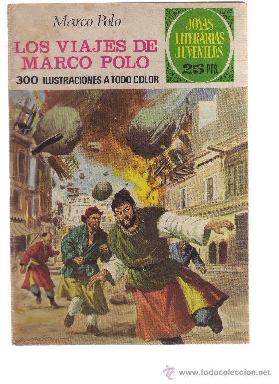 JOYAS LITERARIAS JUVENILES NUMERO 166 - CJ45 (Tebeos y Comics - Bruguera - Joyas Literarias)