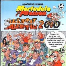 Tebeos: MORTADELO Y FILEMON MUNDIAL 2010. Lote 20401907