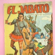Tebeos: ALBUM GIGANTE N. 21 EL JABATO , EDITORIAL BRUGUERA, 1967. Lote 21604667