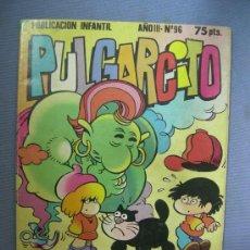 Tebeos: PULGARCITO Nº 96 EDITORIAL BRUGUERA 1983, CON 10 PAGINAS DE D'ARTACAN. Lote 26600275
