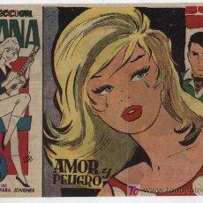 Tebeos: COLECCIÓN DIANA DE FLORES DE AZAHAR. Nº 8. CREO 1960. SIN ABRIR. Lote 20577125