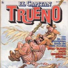 Tebeos: EL CAPITAN TRUENO Nº 7. LUIS BERMEJO. EDITORIAL BRUGUERA.. Lote 27593115