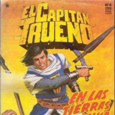 Tebeos: EL CAPITAN TRUENO. EN LAS TIERRAS DEL LANKA-LAMA. EDICIÓN HISTÓRICA Nº 4. . Lote 27593117
