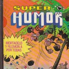 Tebeos: SUPER HUMOR, MORTADELO Y FILEMON. A POR TODAS, BRUGUERA. Lote 24287203