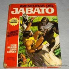 Tebeos: JABATO COLOR EXTRA ALBUM ROJO Nº 2. BRUGUERA 1970. REGALO Nº 3 PERSEGUIDOS. MUY DIFÍCIL!!!!!!!. Lote 44434085